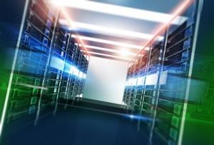 Hébérgement Hosting Servers Room