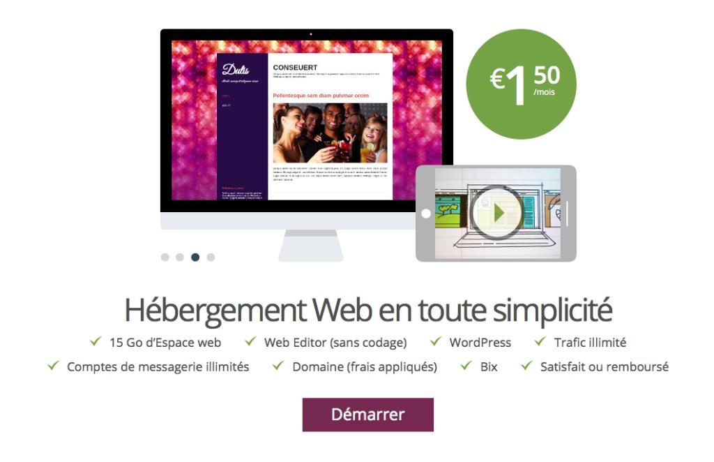 serveur-one.com- avantages