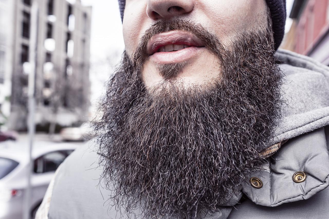 brosser barbe