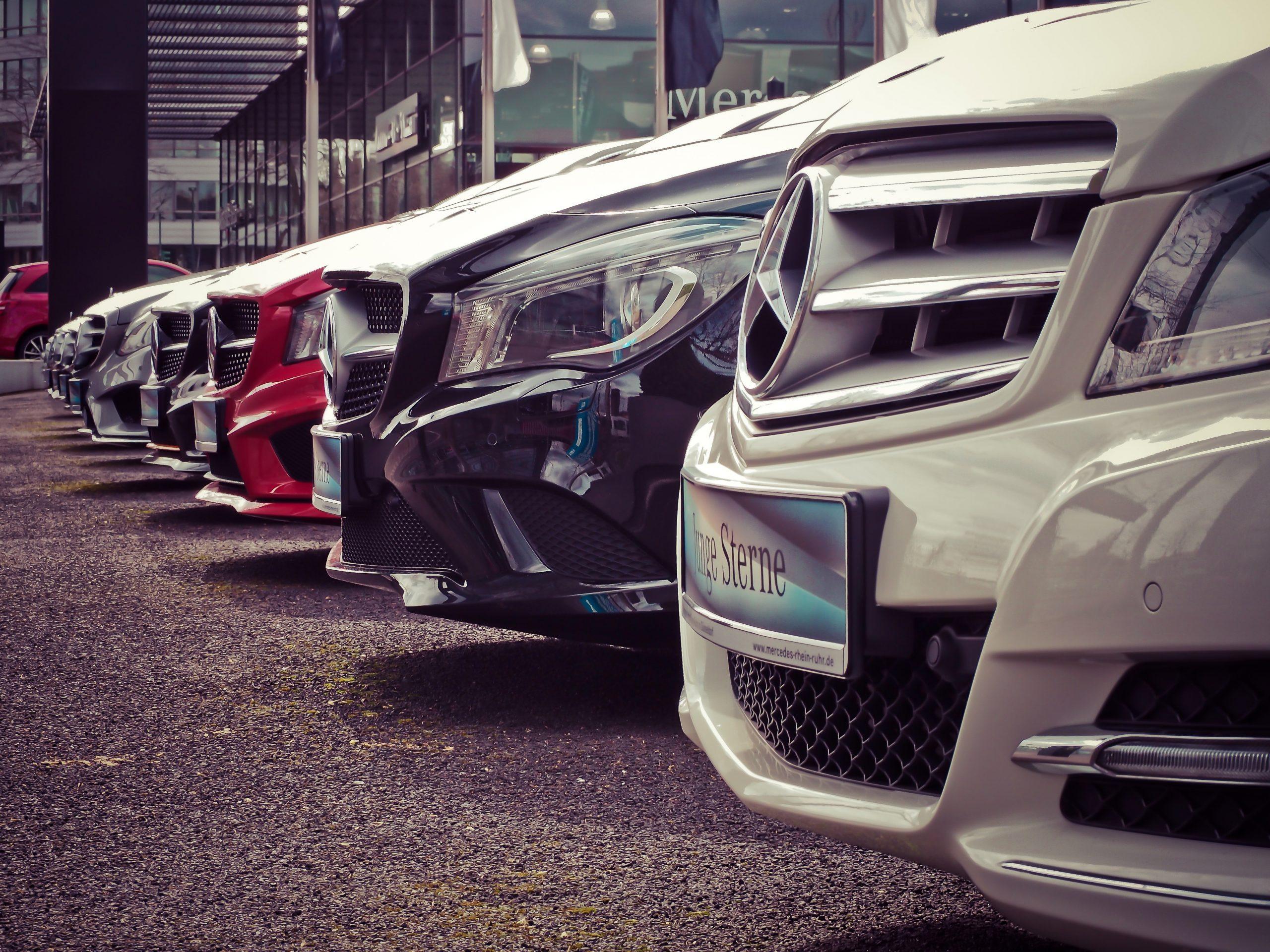 voitures UE